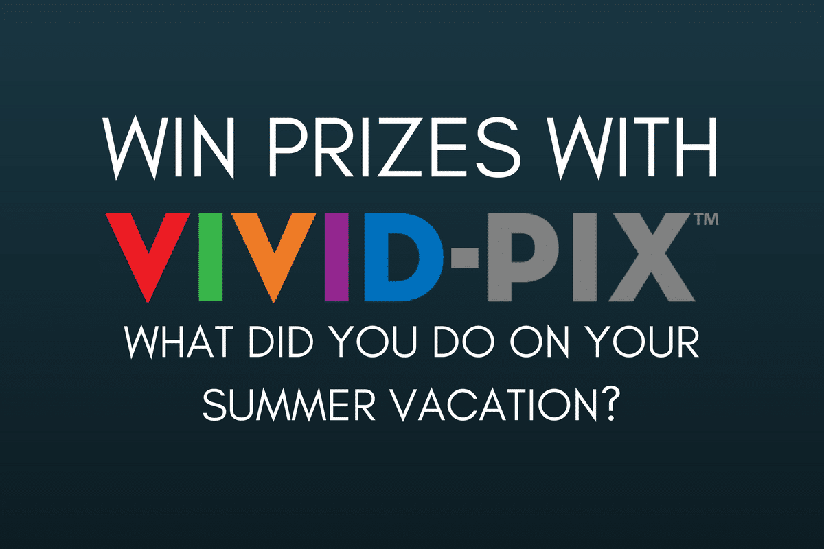 What did you do on your summer vacation -Competition