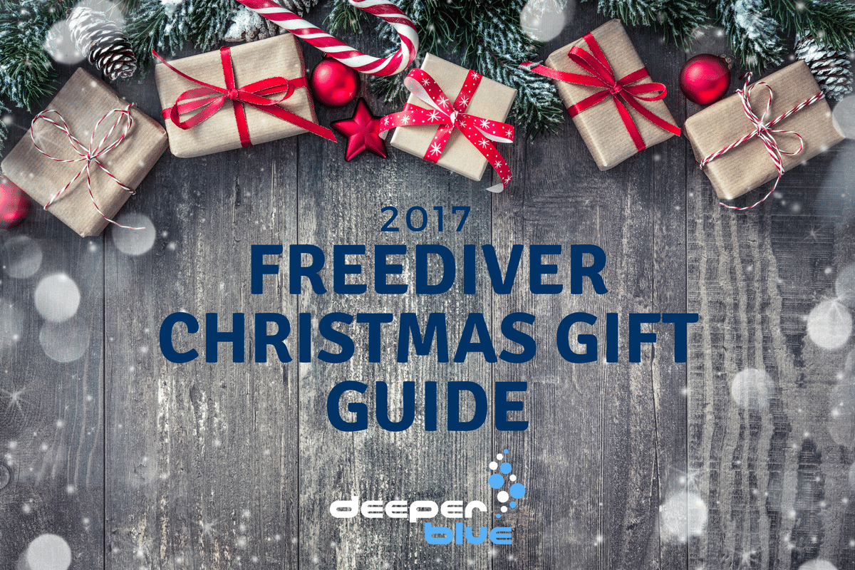 2017 Freediver Christmas Gift Guide