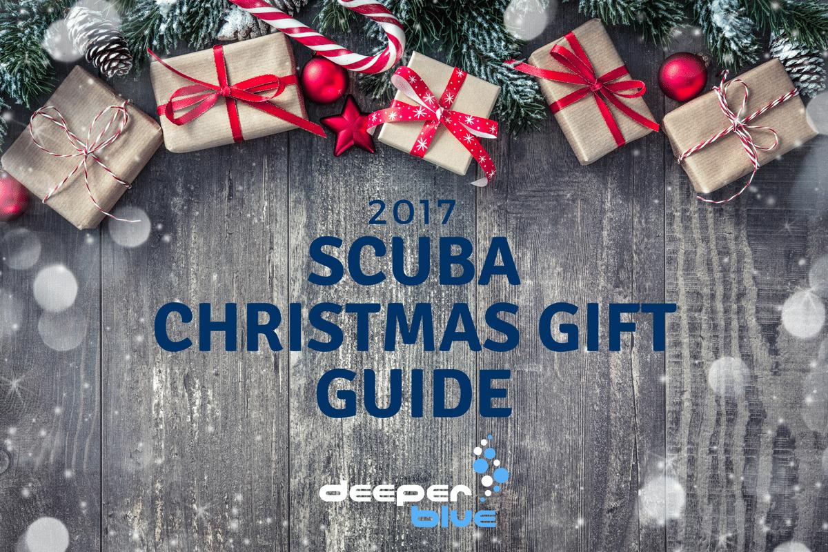 2017 Scuba Christmas Gift Guide