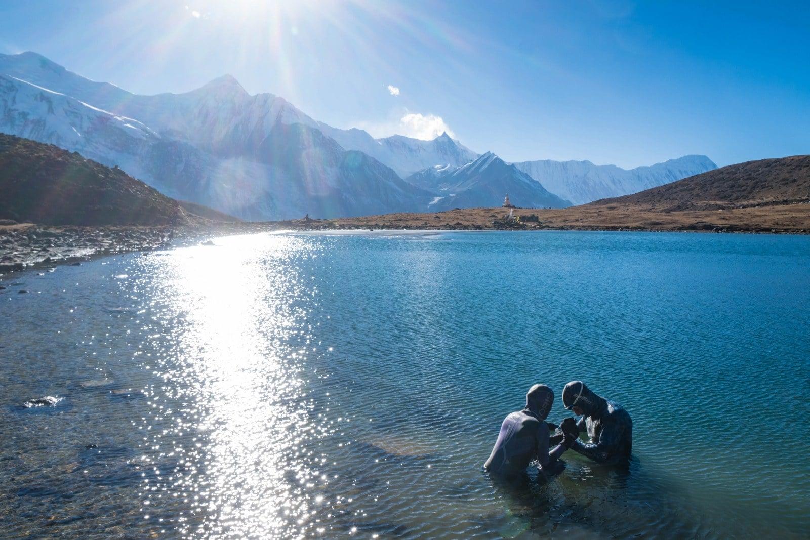 Himalaya 2017 – Extreme Altitude Freedive Project