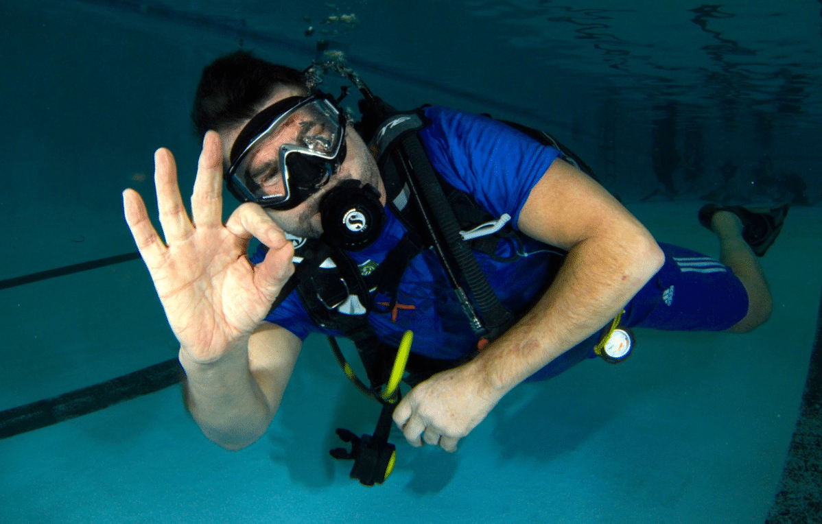 Deptherapy Helps Grant Dying Scuba Diver's Last Wish