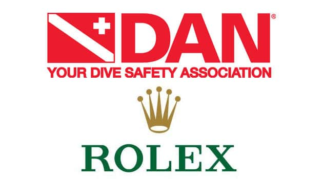 DAN/Rolex Diver Of The Year