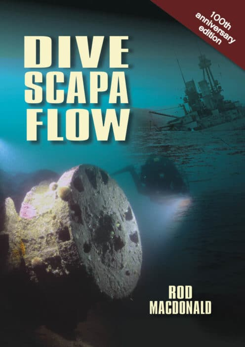 Dive Scapa Flow by Rod Macdonald