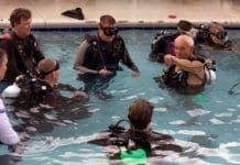 Naui Launches its Dive Leader Rescue Workshops.