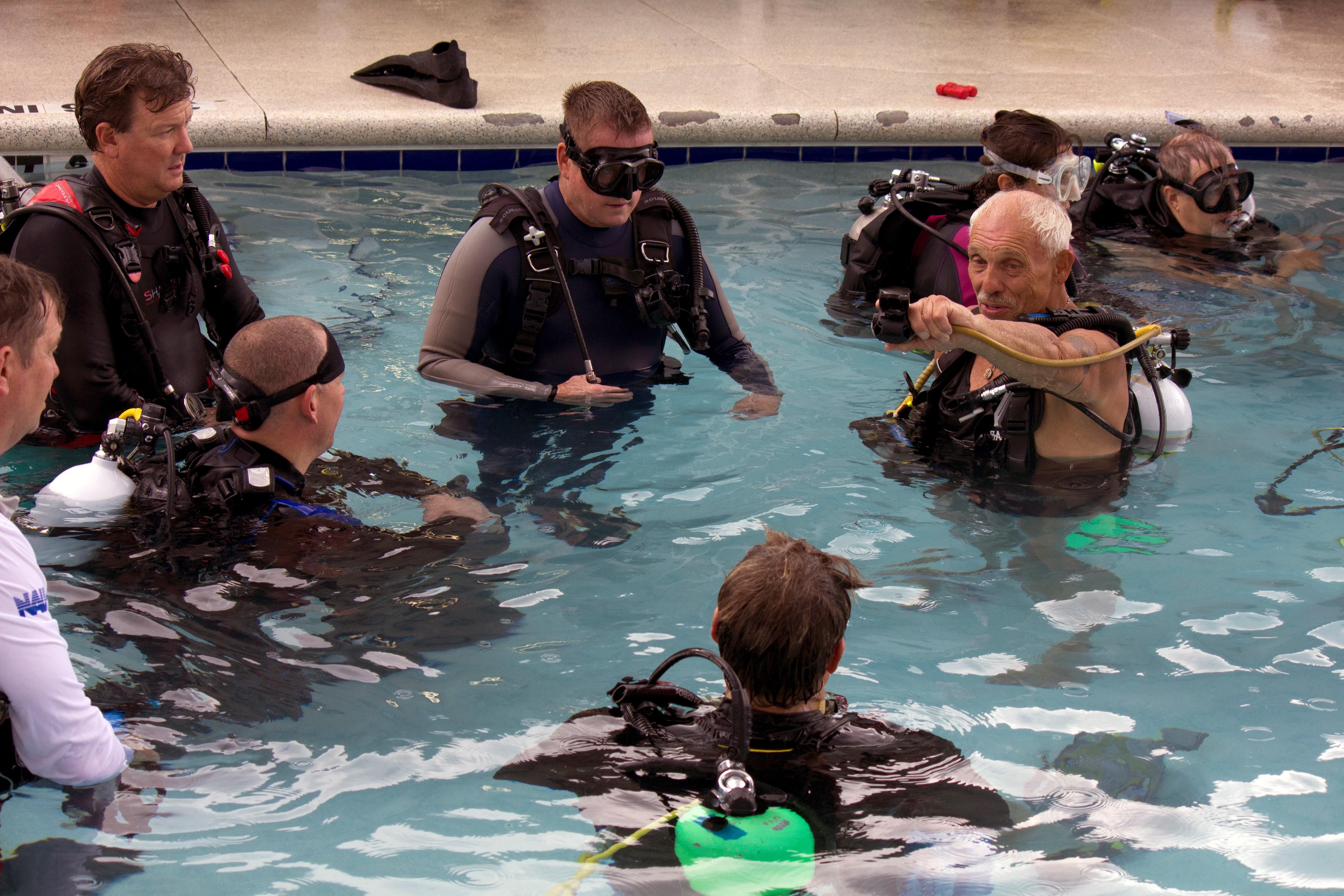Naui Launches its Dive Leader Rescue Workshops.