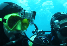 New Heads Up display dive computer the Maoi