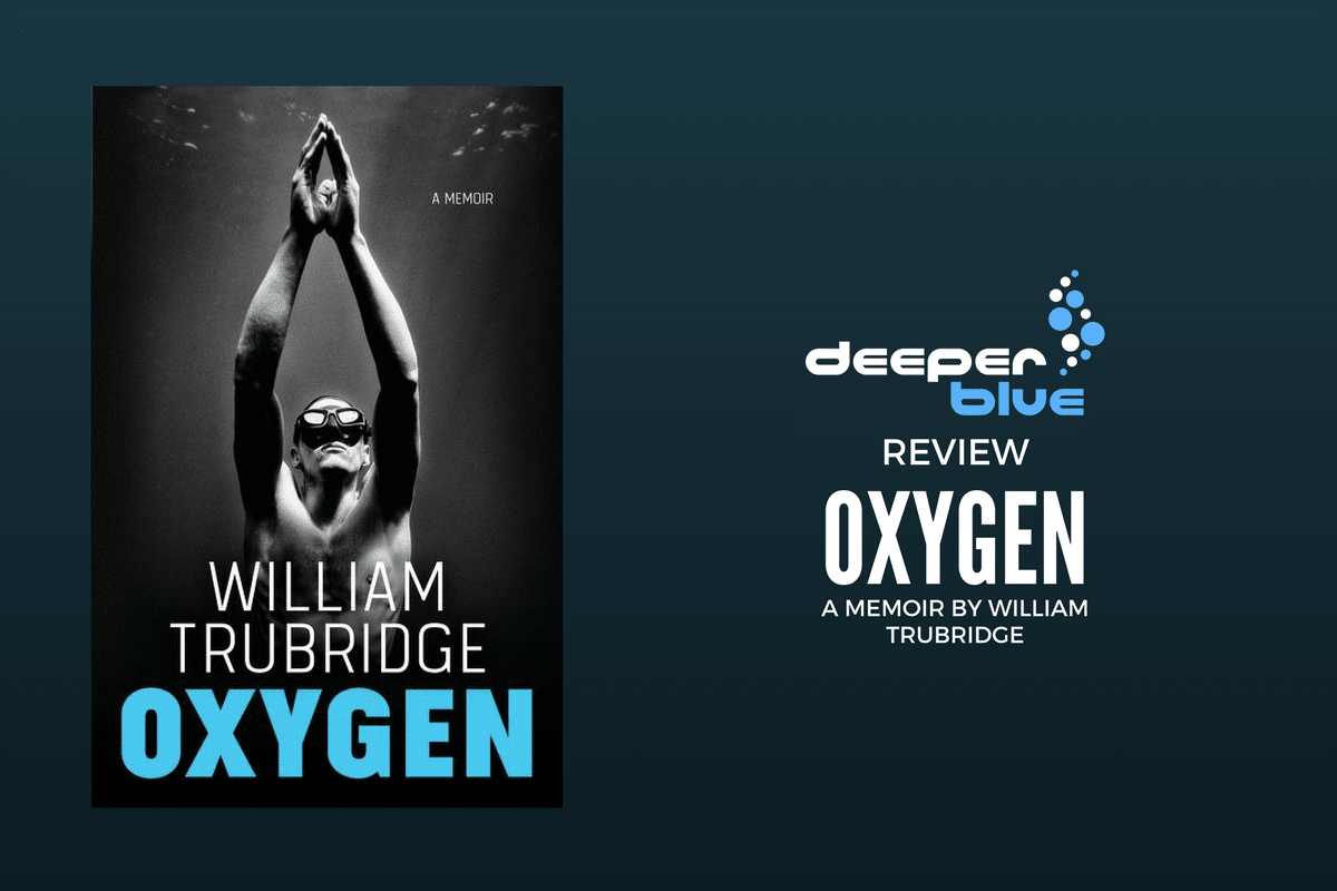 Review: Oxygen by William Trubridge
