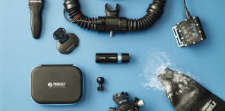 Why the Paralenz is the best underwater action camera for divers