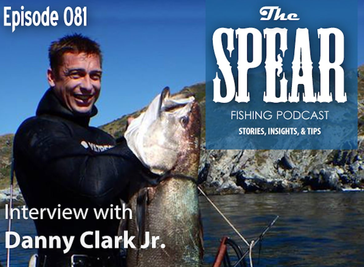 Spearo Danny Clark Jr. Featured On Latest Episode Of Spear Podcast