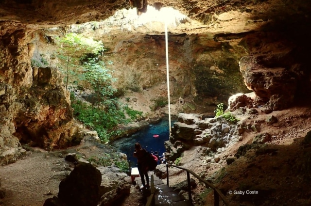 Freedive Mexico's Cenotes With Two World Champion Freedivers 1
