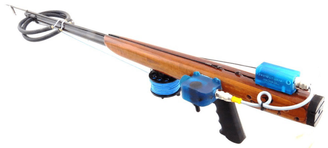 New Speargun Laser Aiming System To Debut At Blue Wild Expo