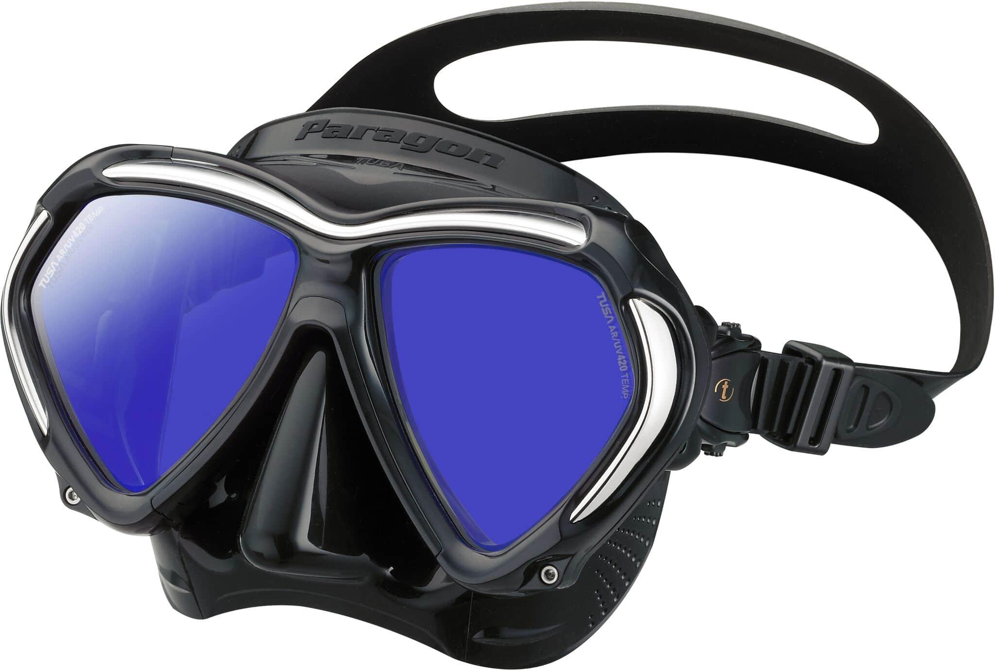 TUSA Unveils New Paragon Pro Diver's Mask