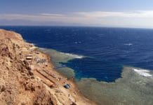 Blue Hole, Dahab, Sinai, Egypt