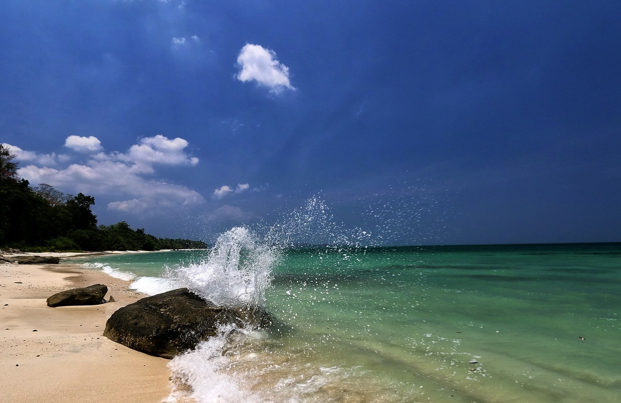 Andaman Islands Beach