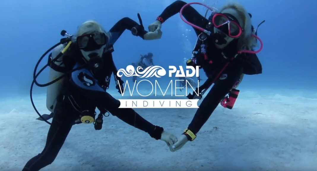 Fourth Annual PADI Women's Dive Day Slated For July 21, 2018
