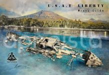 Check Out The Latest Art Of The USS Liberty