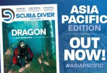 Scuba Diver Asia Pacific