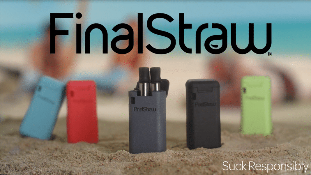 Help Get Rid Of Plastic Straws With The FinalStraw