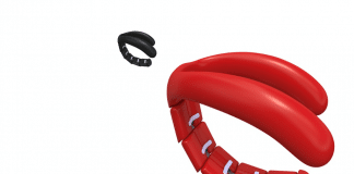 Larger-Sized Lobster Freediving Neck Weight Now Available