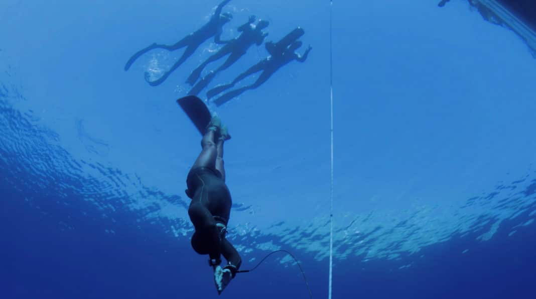 Authentic Big Blue Freediving Competition Set For September 16-23