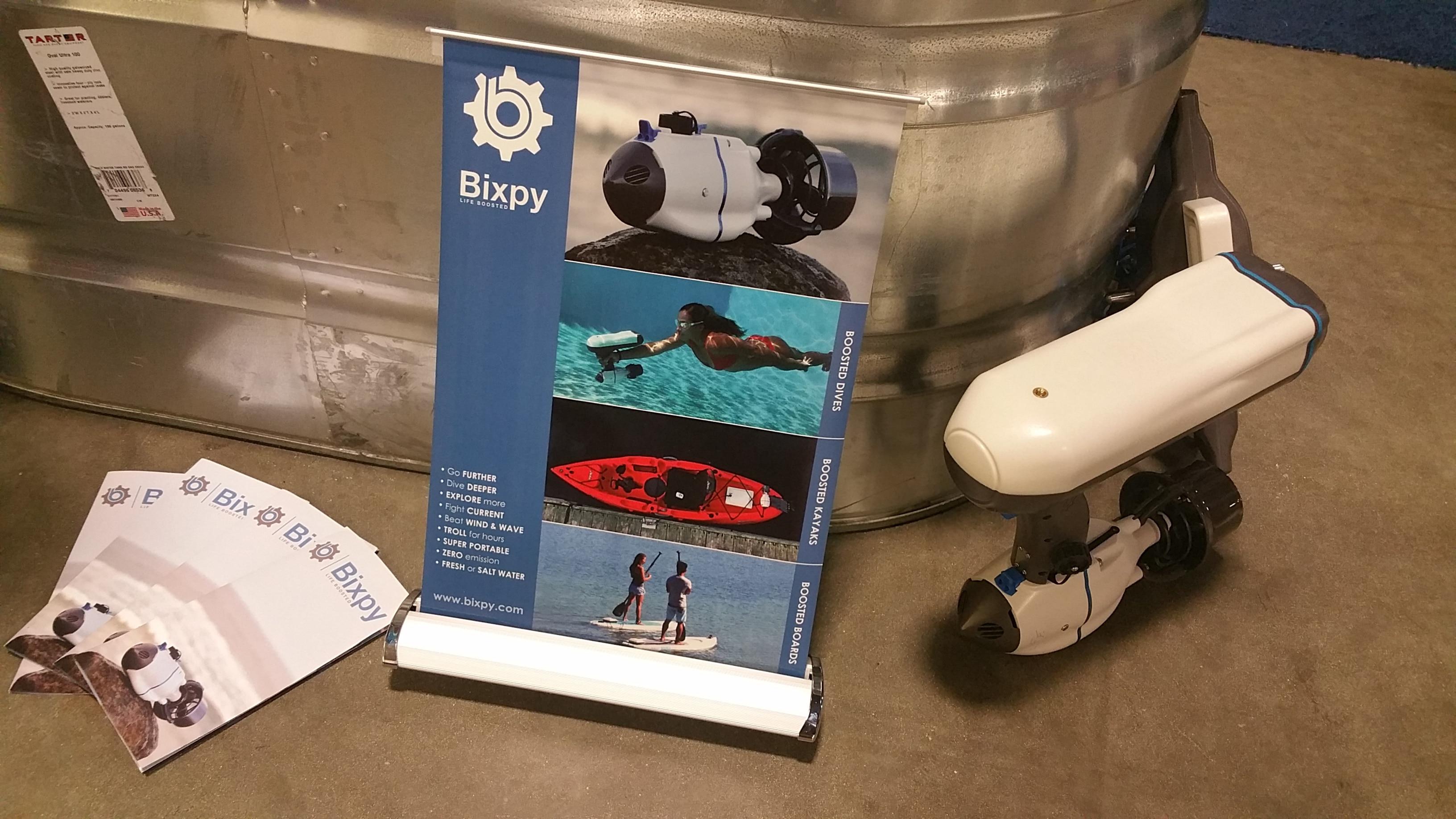 Bixby Swim Jet at Blue Wild 2018