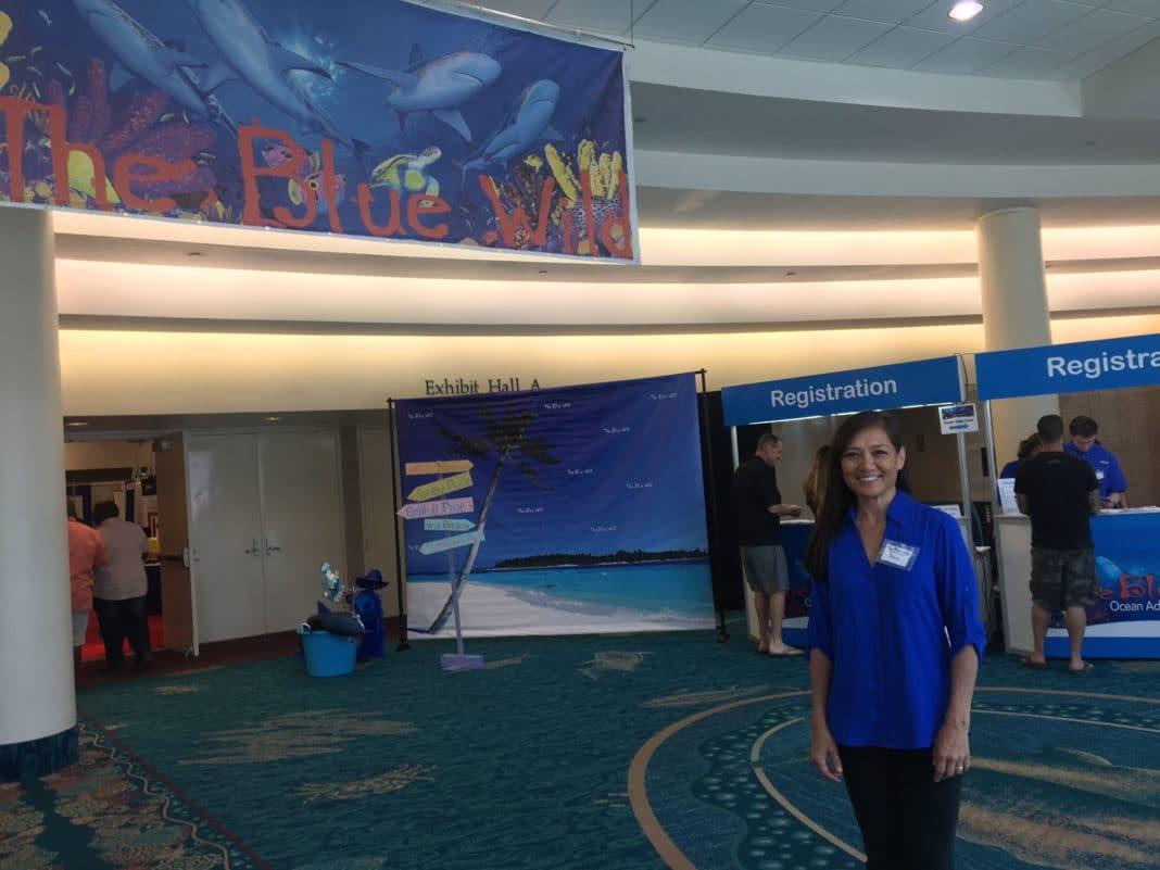 Blue Wild Expo Sheri Daye 2018