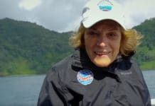 PADI Showcases Women Ocean Conservationists