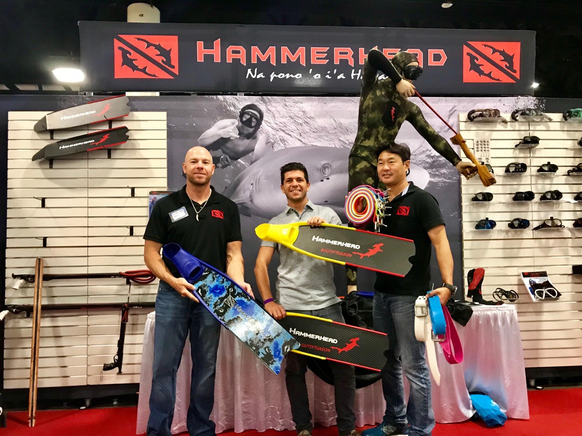 Hammerhead Spearguns