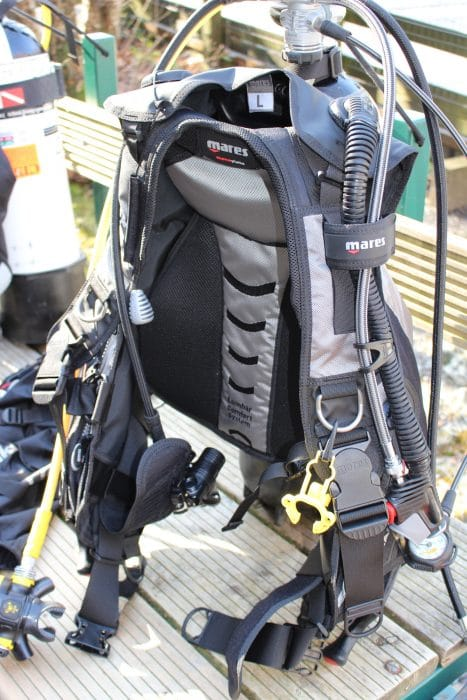 The Dragon SLS BCD by Mares