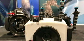 IKELITE HOUSING FOR OLYMPUS TG-5