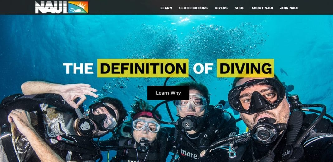 NAUI CORE Unites Divers Worldwide