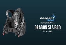 Review Extra - Mares Dragon SLS BCD