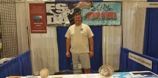 Bill VanDeman of the Florida Skin Divers Association