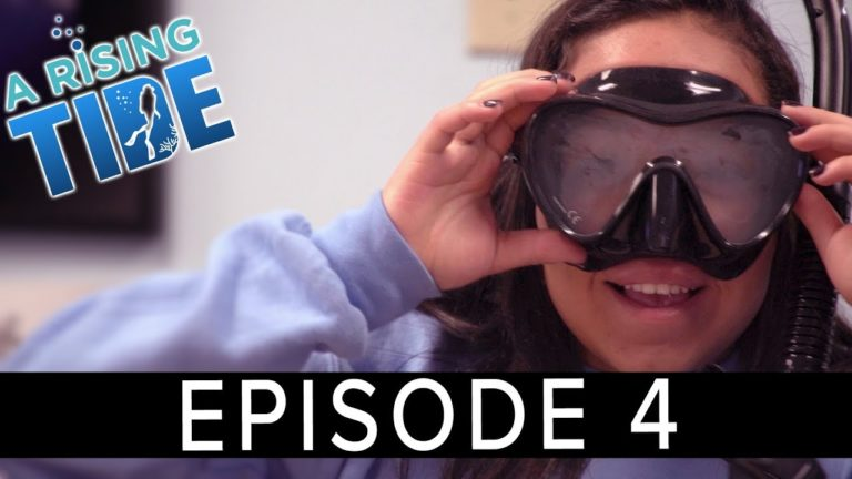 'A Rising Tide' Webseries – Episode 4 – Scuba Dive Class