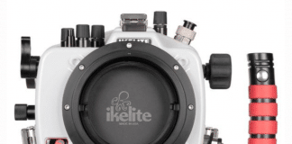 200DL Underwater Housing for Sony Alpha A7 III, A7R III, A9 Mirrorless