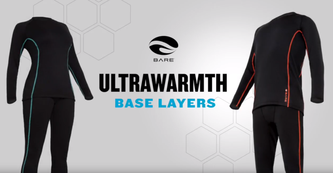 BARE Ultrawarmth Base Layers Now Available For Purchase