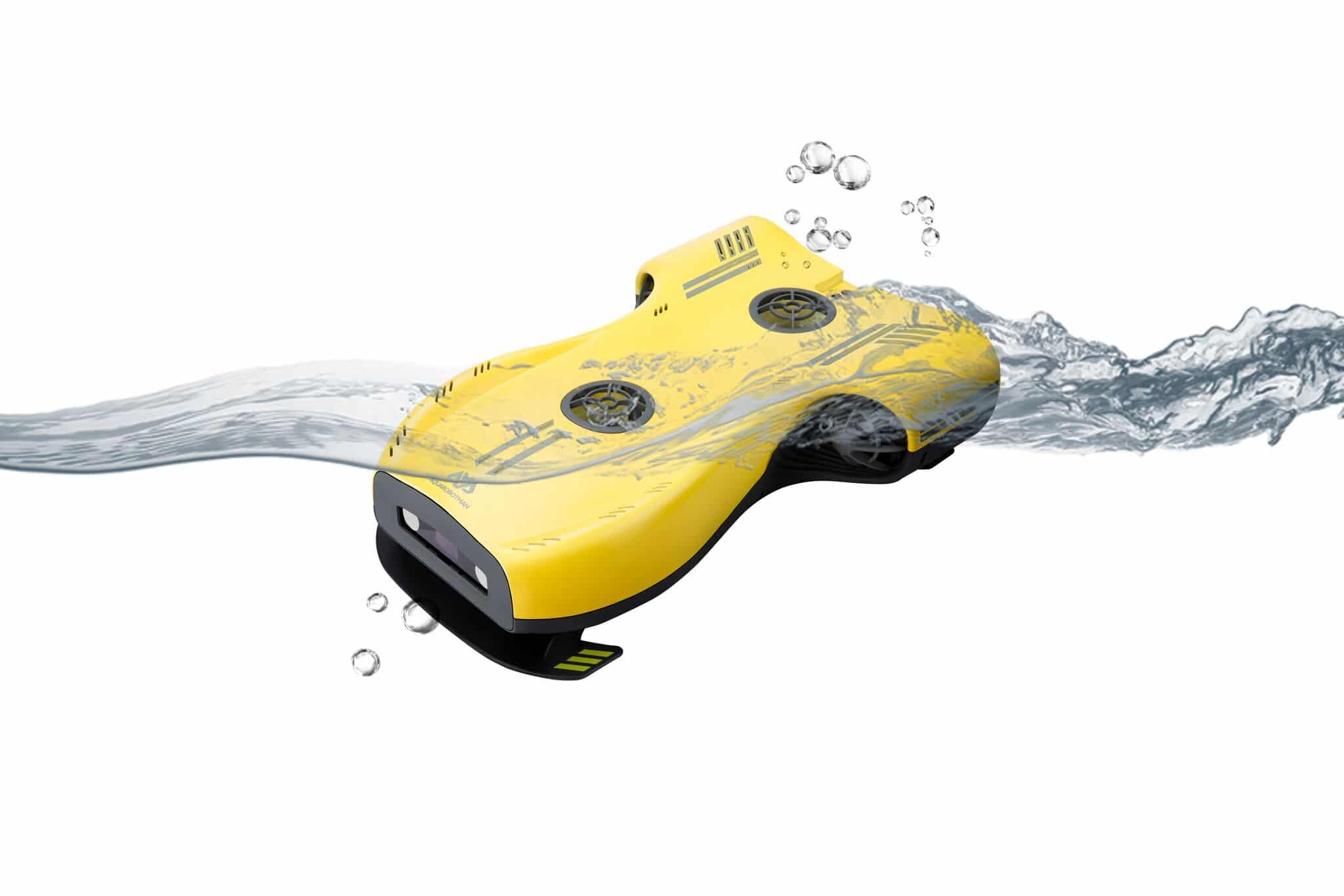 Gadget Labs Unveils Kickstarter Campaign For Nemo Underwater Drone