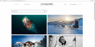"""A new magazine, called """"Oceanographic,"""" debuts and aims to highlight the beauty of our blue planet."""