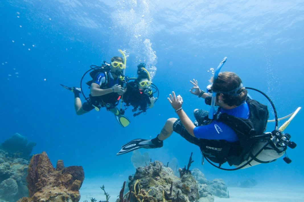 PADI Americas Announces Dates For 2018 Master Scuba Diver Challenge