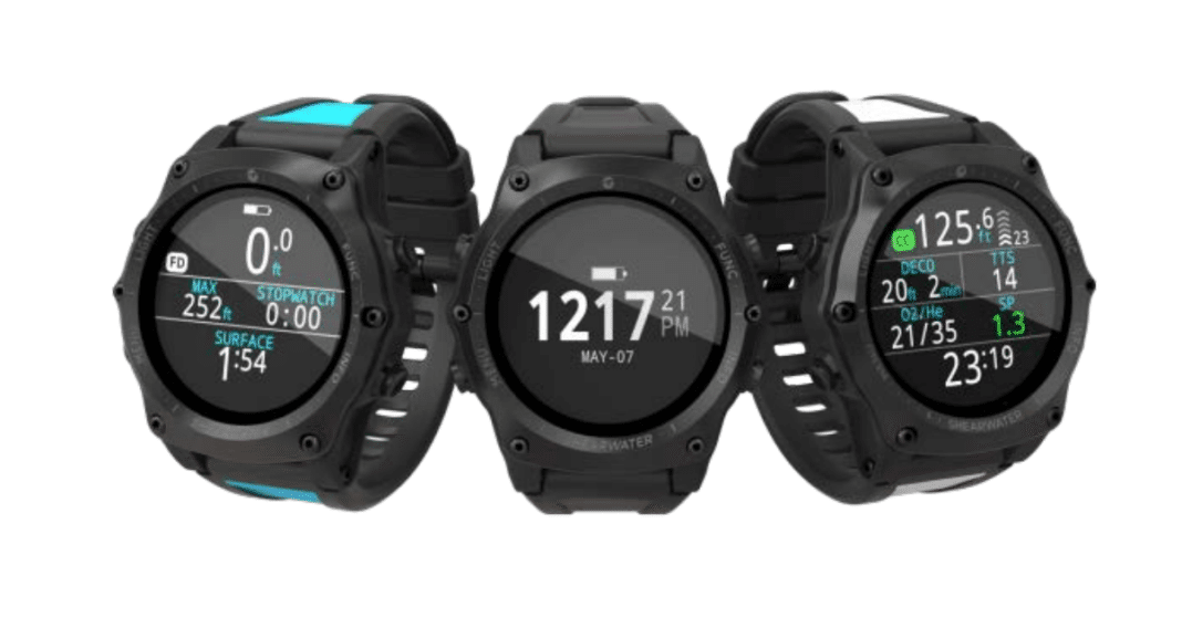 Shearwater Unveils New Teric Dive Watch