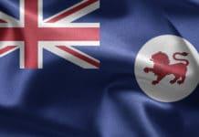 Tasmania (Australia) Flag