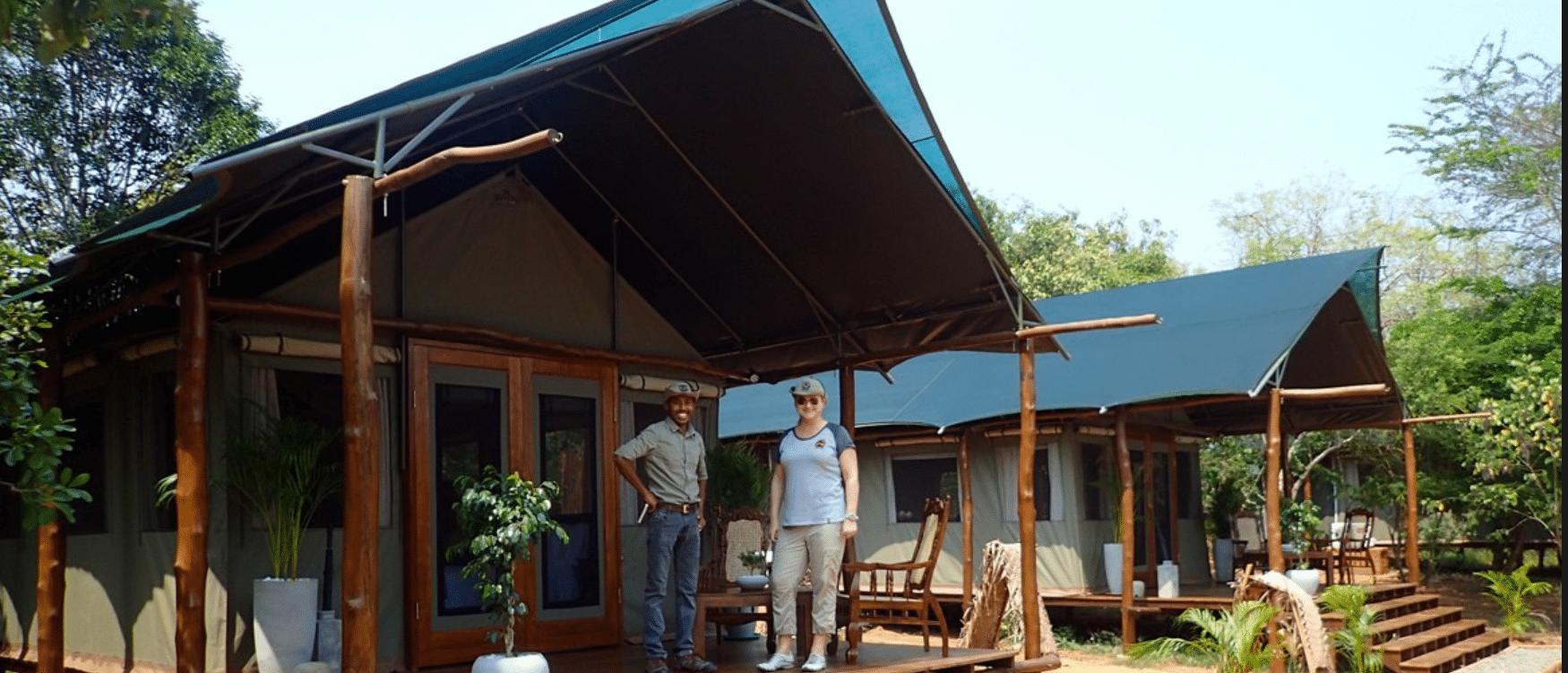 Aggressor Safari Lodge in Sri Lanka