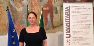 CMAS President Anna Arzhanova Awarded 'Knight of Human Rights'