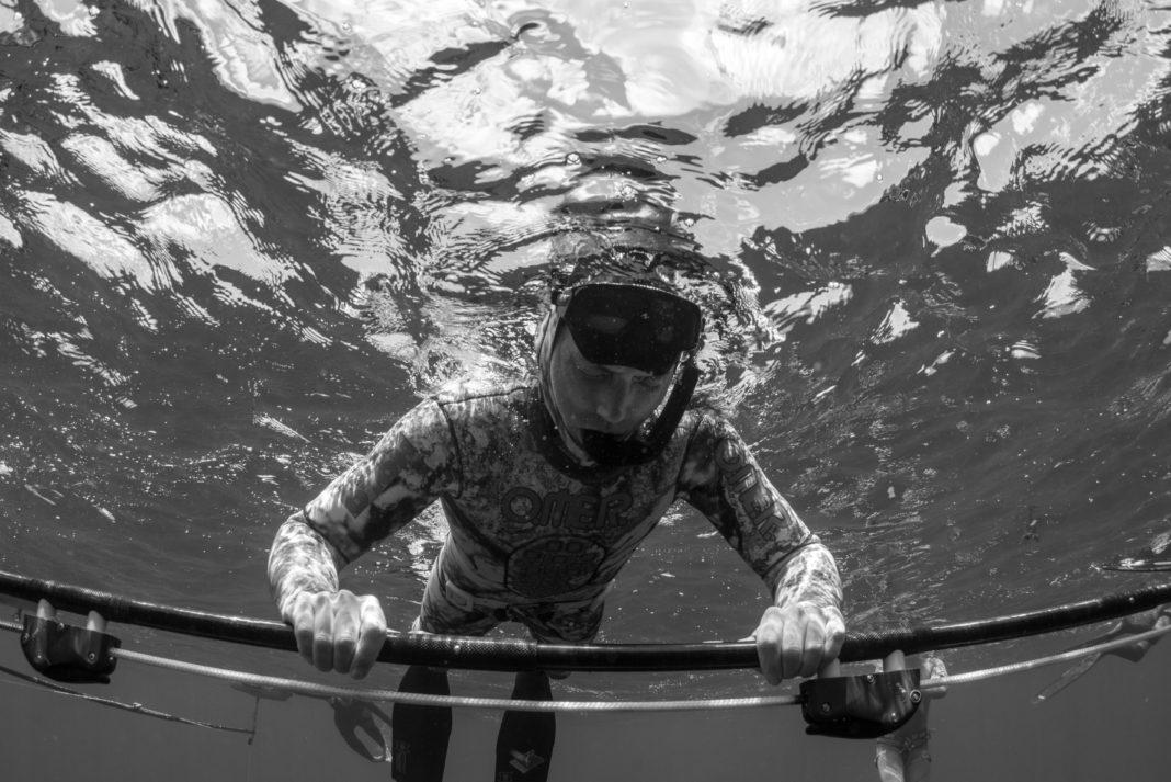 New NAUI free diving coordinator Daniel Sermad II