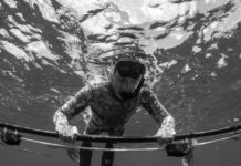 New NAUI free diving coordinator Daniel Sermad II