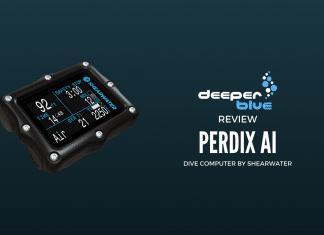 Review: Shearwater Perdix AI
