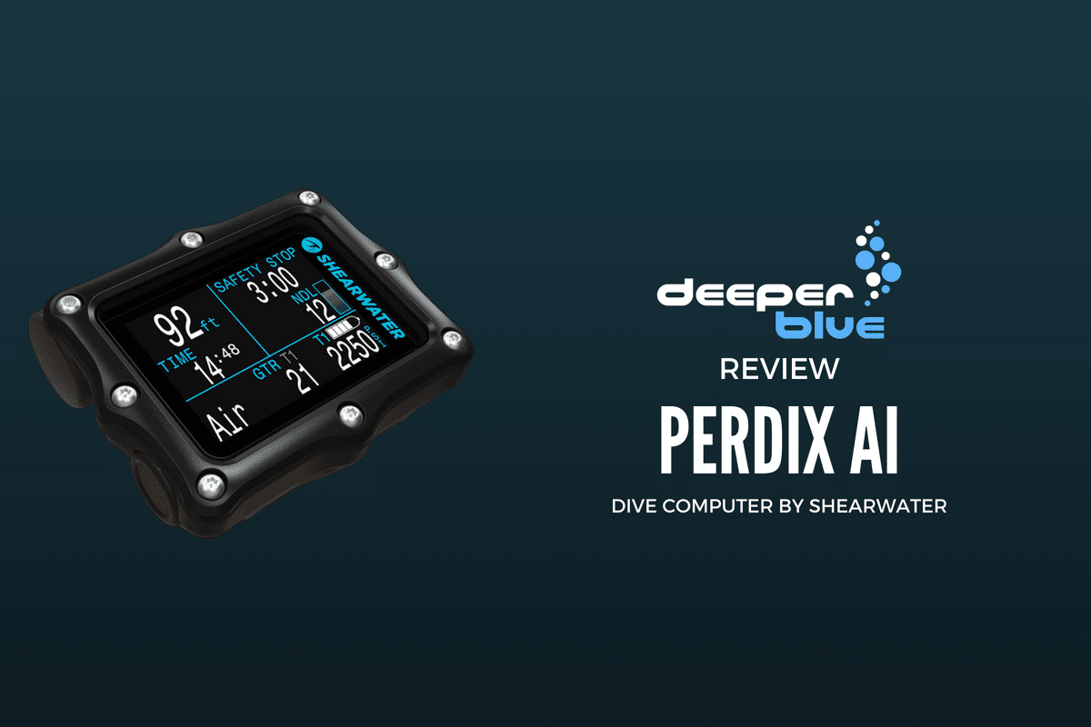 Review: Shearwater Perdix AI