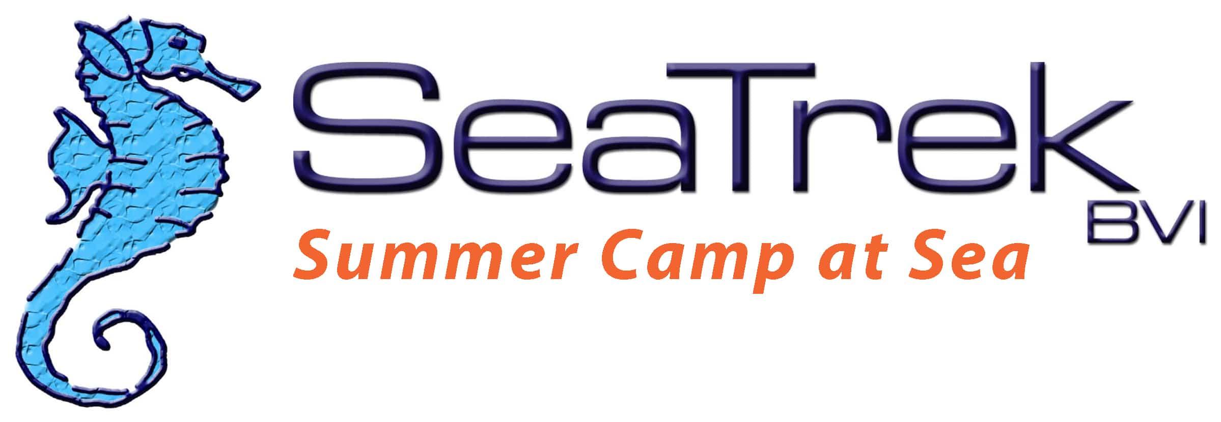 SeaTrek BVI Logo