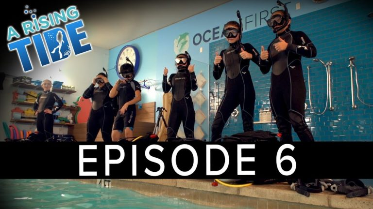 'A Rising Tide' Webseries – Episode 6 – Scuba Dive Class
