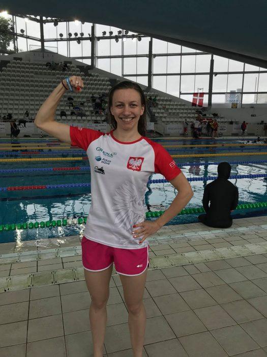 Magdalena Solich-Talanda Set Dynamic (DYN) World Record